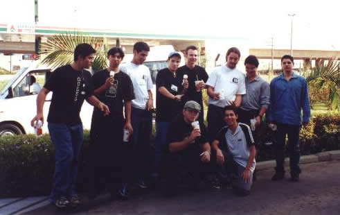 Linux Expo Brasil 2001