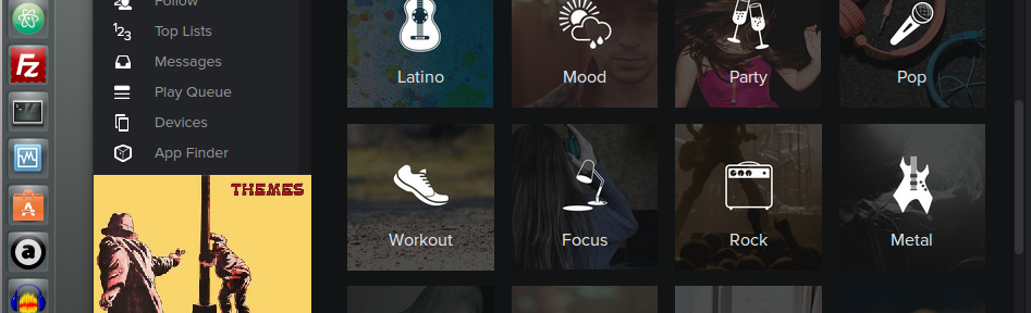 Instalar o Spotify no Ubuntu
